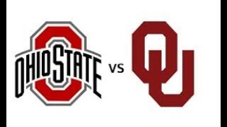 Oklahoma Vs Ohio State