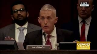 Trey Gowdy Grills CIA Brennan: Do You Have Evidence Of Trump-Russia Collusion Or Not?
