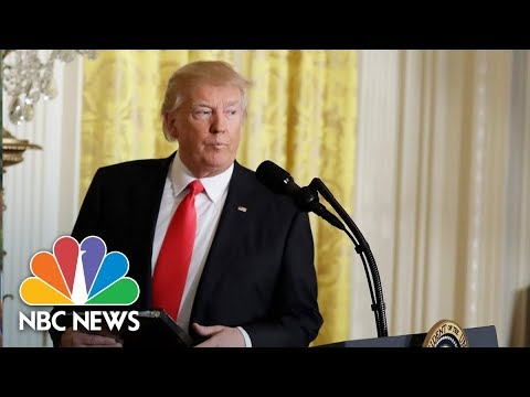 Xxx Mp4 President Donald Trump And Australian PM Hold White House Press Conference NBC News 3gp Sex