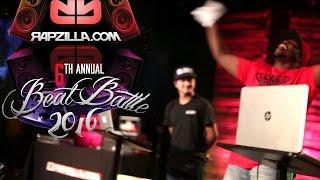 Rock House vs. Miguel Avila - Rapzilla Beat Battle 2016 (1st Round)