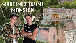 Dear everyone, welcome to the Martinez Twins MANSION...