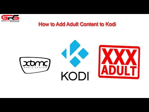Xxx Mp4 Add Adult Content To Kodi XBMC With Addon Installer 3gp Sex