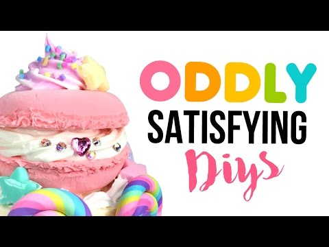 10 Oddly Satisfying DIY Moments!!! The Most Satisfying Craft Compilation on Youtube