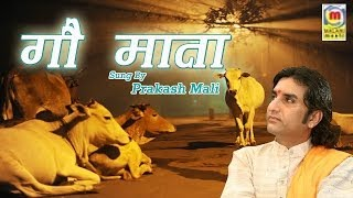 Gau Mata Bhajan | Rajasthani New Release | Prakash Mali Lok Sangeet