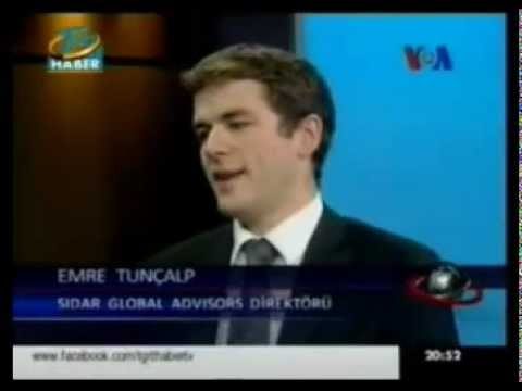 Emre Tuncalp TGRT Interview (10/10/2012)