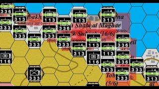 Battle of Derna 2018 - (Libya Civil War)