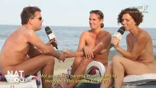 Natmag 40 Paroles de naturistes par Naturisme TV