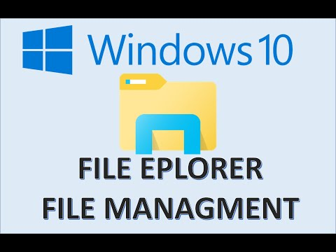 Xxx Mp4 Windows 10 File Management Tutorial How To Organize Files And Folders In File Explorer On A PC 3gp Sex