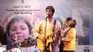 Amar Antor Kala Korlo Re_Arnob & Friends_Music for Nepal_Goa