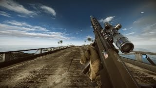 Battlefield 4: All Weapon Reload Animations & Sounds