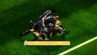 PES 13 Iker Casillas goal celebration