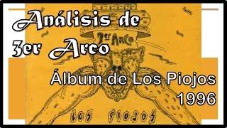 Review y Análisis | 3ER ARCO - Los Piojos | 1996 | Doctrina-Rock #24