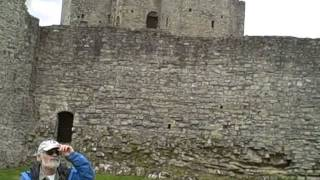 Norman @ Norman Castle Trim, Ireland