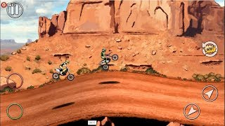 Mad Skills Motocross 2 HD - Motor Racer Games - Android Gameplay FHD #2