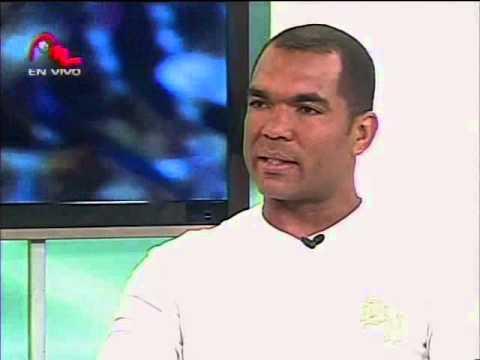 Ugueth Urbina Entrevista en Meridiano TV 25 01 2013