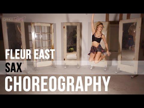 Fleur East Sax OFFICIAL Music Video Choreography - Fleur East Sax fleur east sax dance routine