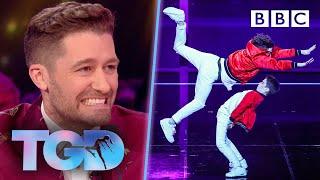 Matthew on edge over James & Oliver - The Greatest Dancer | LIVE