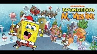 جديد ألعاب سبونج بوب على الأندرويد اللعبة الرهيبة SpongeBob Moves In