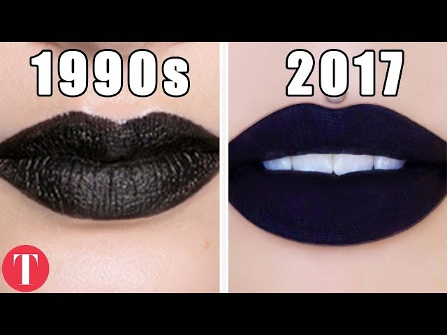 10 Makeup Items That Went From Cringe To Cool