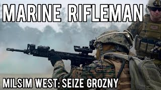 Milsim West: Seize Grozny | Marine Rifleman (Echo 1 Platinum) Part 1
