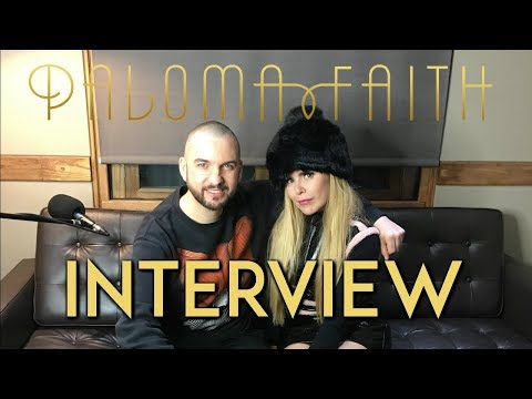 PALOMA FAITH on Sam Smith, The Voice and new album The Architect