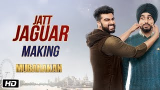 Making of Jatt Jaguar Song | Mubarakan| Arjun Kapoor | Ileana D'Cruz | Amaal Mallik | Vishal Dadlani