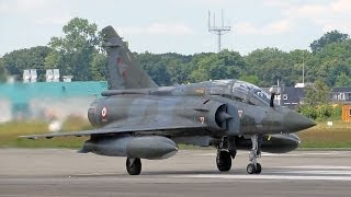 FULL AFTERBURNER Departure Mirage 2000 French Air Force; Gilze-Rijen Opendag 2014