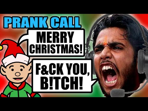 Indian Scammer Gets Angry at Christmas Carolers (Prank Call) - House of Pranksters