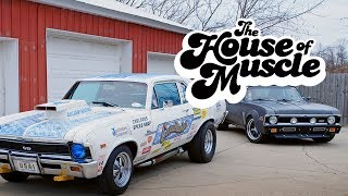 Ohio Street Freak: 1969 Chevrolet Nova - The House Of Muscle Ep. 4