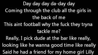 Where Dem Girls At - David Guetta Ft Flo Rida and Nicki Minaj (Lyrics :)