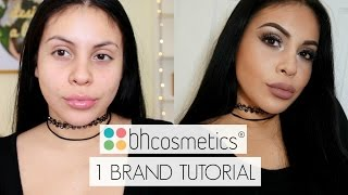 One Brand Tutorial: BH COSMETICS | juicyyyyjas