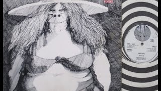 May Blitz 1970 Debut (Full Album) RARE Large Swirl Label Vertigo
