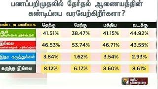 Makkal Manathil 2016 | Poll Survey  (24/03/16) | Puthiya Thalaimurai TV