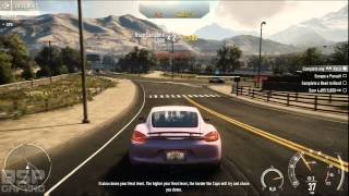 PS4 Launch - Need For Speed: Rivals gameplay pt1