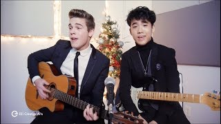 White Christmas - Acoustic Cover by Ricardo & Lance