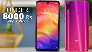 TOP 5 Best Smartphone Under 8000 In India 2019