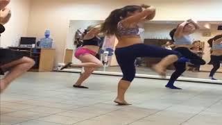 رقص بنات راقصات مع بعضيهم جامد اوووى 18