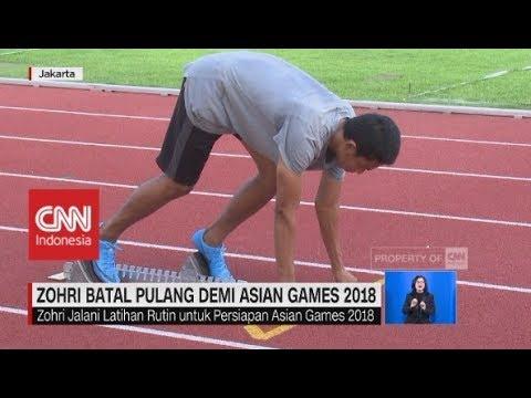 Xxx Mp4 Zohri Batal Pulang Demi Asian Games 2018 3gp Sex