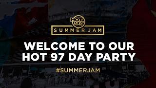 HOT97 Live Summer Jam Stadium Stage Announcement - Pt.1 - [Replay]
