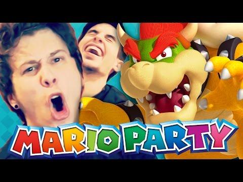 BOWSER NOS DA SALSEO | Mario Party 10 FINAL