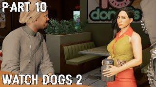 Ada Cewe Cantik Guys... - Watch Dogs 2 (Indonesia) - Part 10