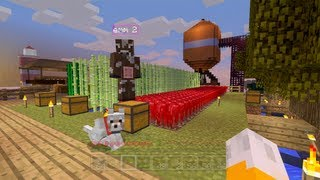 Minecraft Xbox - Stampy's Space Program [83]