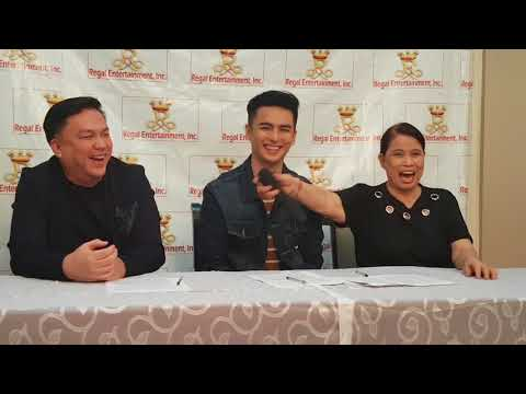 Xxx Mp4 Teejay Marquez On Having A Movie Contract With Regal Entertainment 3gp Sex