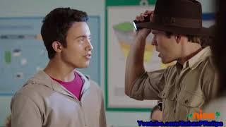 Power Rangers Super Ninja Steel Ep 8 - Caught Red Handed - Tell the Truth