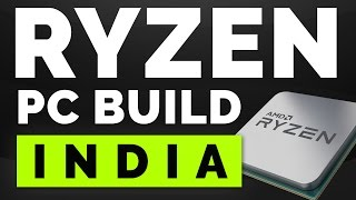 RYZEN : PC BUILD INDIA. Basic Thing About AMD Ryzen Processors R7 1700, R7 1700X and R7 1800X.