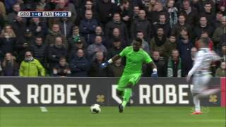 André Onana howler costs Ajax against Groningen