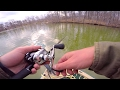Fishing Slow For Winter Bass