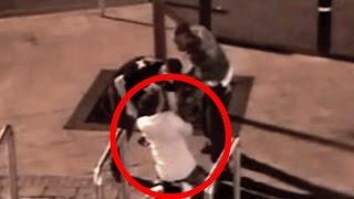 Man Stabbed DEAD in Public CAUGHT ON CAMERA - Daniel Pollen