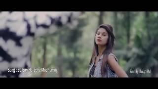Ek Jibon  new varshion video song 2017  Shahid  Shuvomita 