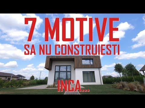 7 motive să NU construiești încă